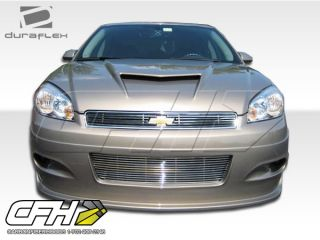 FRP Chevrolet Impala Racer Front Lip Spoiler 1 PC 06 12 SHIP from USA