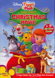 my friends tigger pooh super sleuth christmas movie dvd