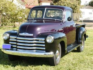 Stereo Radio 1947 1953 Chevrolet Chevy Pickup Truck Custom Autosound