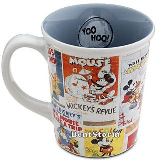 Minnie Mickey Mouse Movie Poster Mug Coffee Tea 16 oz New
