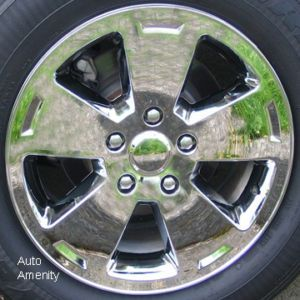16 Chevy Impala 2006 2009 Chrome Wheel Skins Covers