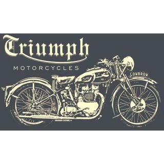 thumb_669_Triumph Speed Twin Motorcycle T Shirt Front art
