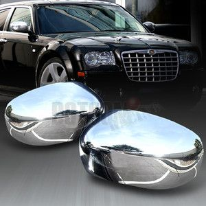 Dodge Magnum Charger Chrome ABS Side Mirror Covers
