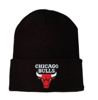 CHICAGO BULLS Beanie Cotton Stay warm outdoor knitcap wool Hats HZ6