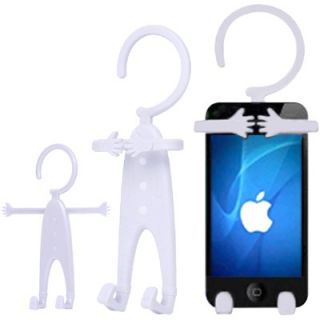 Mobile Phone PDA MP3 Charger Hanger Holder Case for Samsung Chat 527