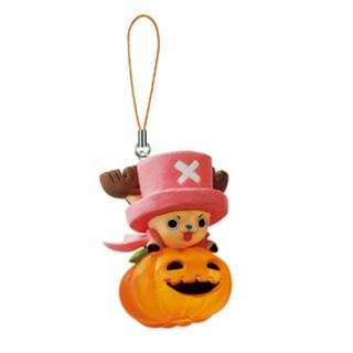 One Piece Halloween Chopper Man Pumpkin Lantern Anime Manga Phone