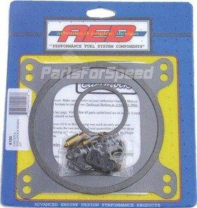 AED 4190 Edelbrock Carb Rebuild Kit Carter 1406 600 CFM