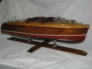 Chris craft outboard motor vintage antique old wooden boat for Chris craft boat accessories