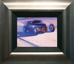Recipe for Speed 34 Ford Chrisman Coupe Salt Flats Hot Rod