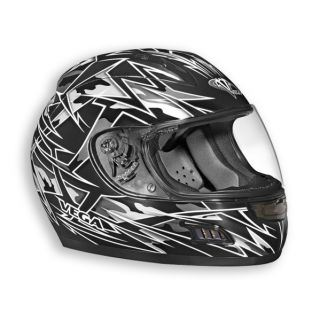 Altura Havoc Motorcycle Street Bike Full Face Sport Bike Helmet