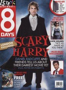 Magazine English November 10 2005 Harry Potter Chris Lee Katie Holmes