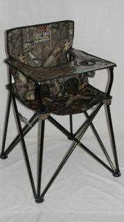 Ciao Baby Go Anywhere Portable Travel Highchair HB2001/ Mossy Oak