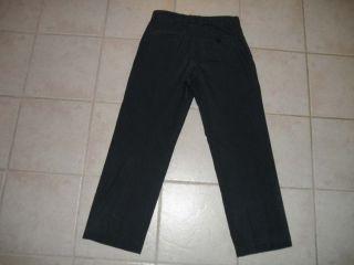 Banana Republic Dress Chino Mens Pants 32 x 29 Flat Front Blue Gray