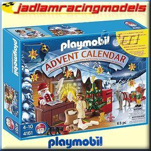 Playmobil Advent Calendar Post Office Xmas Christmas Advent Calendar