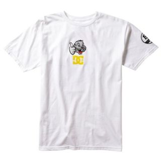 DC Travis Pastrana Squirrel Tee Winter 2011