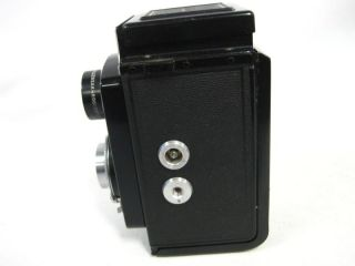 Vintage Ciro Flex TLR Medium Format Film Camera w Leather Case