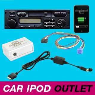 Citroen Xsara Picasso C3 C5 C8 iPod iPhone Interface Adaptor Kit