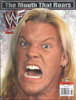 WWF WWE Wrestling Magazine May 2000 Y2J Chris Jericho