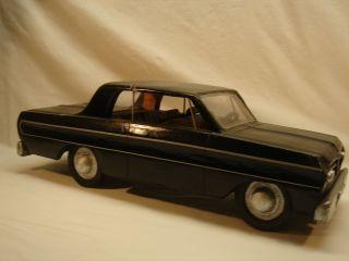 1960s Chevy Impala Wood Model Rare Unique Chevrolet SS 61 62 63