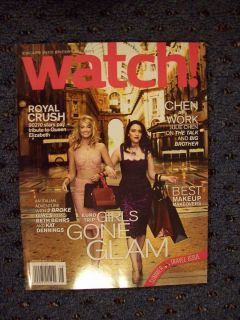 12 2 Broke Girls Kaley Cuoco Claire Danes Leighton Meester NCIS