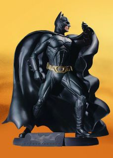 DC Direct Christian Bale as Batman Statue Batman Begins