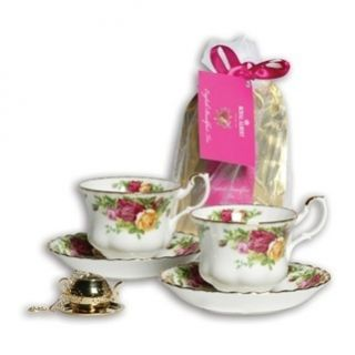 Royal Albert Old Country Roses Breakfast Tea Set Brand New