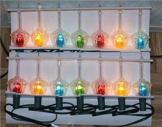 boxes new christmas tree bubble light 14 multicolor