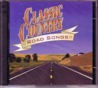 TIME LIFE Classic Country ROAD SONGS New & Sealed V/A 2 CD Jerry Reed