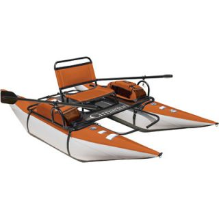 Cimarron 8ft Inflatable Pontoon Boat