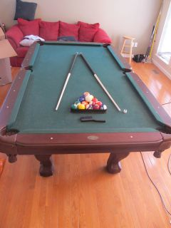 Classic Sport Pool Table 7 Foot
