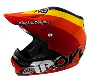 Troy Lee Designs Air   Beta Red