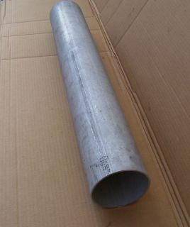 316L STAINLESS STEEL SCH 10 PIPE 4 1 2 OD x 4 1 4 ID 29 LONG