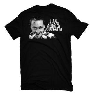 Fight Club Edward Norton Tyler Durden Brad Pitt T Shirt
