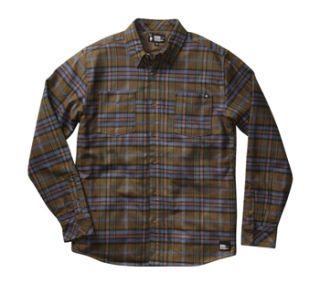 Etnies Sinister City Flannel Shirt