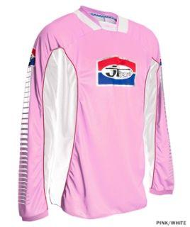 JT Racing Pro Tour Jersey   Pink/White 2012