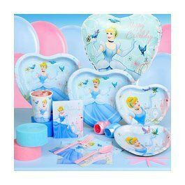 Disney Princess Cinderella Birthday Party Supplies Choose Items You