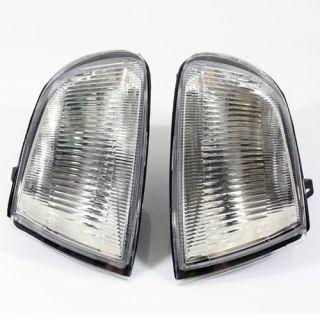Coupe Hatchback EG9 JDM Vision Clear Corner Signal Lights Lamp