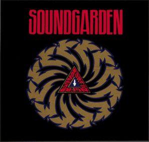 Badmotorfinger Logo Rock Sticker Decal Chris Cornell Seattle