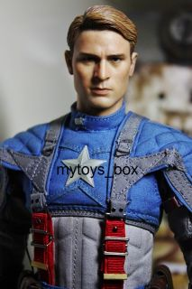 CIAN Chris Evans Head Captain America Hot Play Blade Babydoll Thor