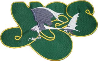 Big Patch for Back Jon Anderson Chris Squire Roger Dean