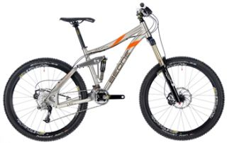 BeOne MOKO 160 Full Suspension Bike 2011