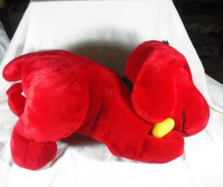 Giant Clifford The Big Red Dog Plush Toy 28 Long