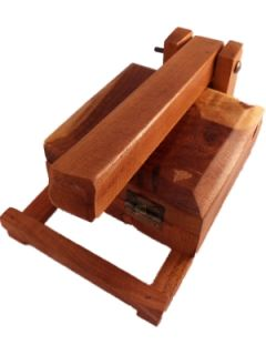 Mexican Mesquite Tortilla Press 9 x 7 Mezquite Wood