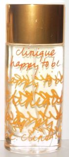 Clinique Happy to Be for Woman Perfume Spray 100 ml UNB 020714218607