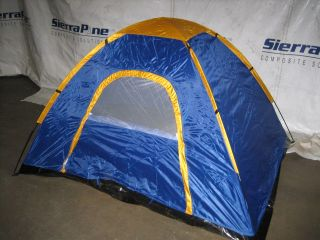 40 Blue Dome Camping Tent 7 x 5 2 Man SEALED