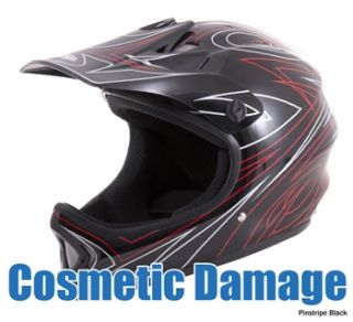 Speed Stuff Attack Helmet 2010