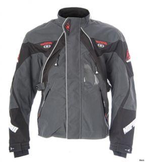No Fear Weapon Waterproof Jacket   Grey/Black 2011