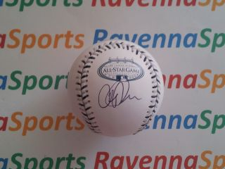 Cliff Lee Signed Rawlings Official AS09 Baseball Philadelphia Phillies