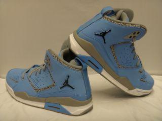 Nike Air Jordan SC 2 University Blue Black Stealth Gray Sneakers Mens