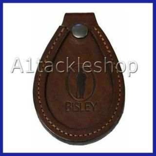 Bisley Leather Toe Protector for Clay Pigeon Shooting